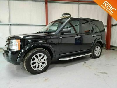 used Land Rover Discovery 3 TDV6 HSE E4 2.7 5dr