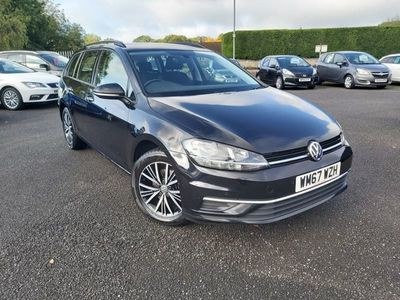 used VW Golf 1.6 Tdi Se 5Dr Dsg [Nav]