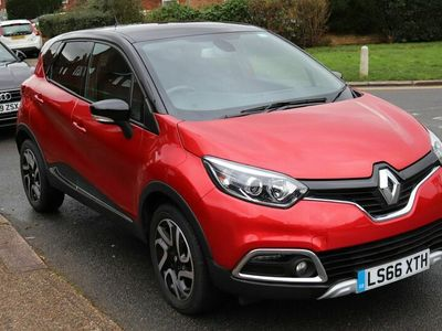 used Renault Captur 0.9 TCe ENERGY Signature Nav (s/s) 5dr