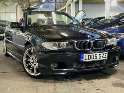 used BMW 330 Cabriolet 3.0 330Ci Sport Auto 2dr