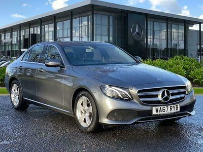 used Mercedes E220 E CLASS DIESEL SALOONSE 4dr 9G-Tronic