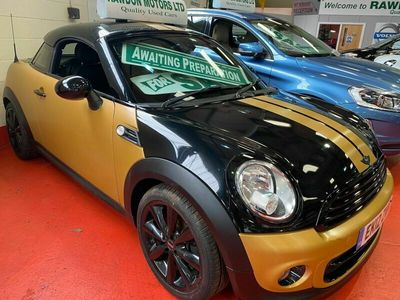 used Mini Cooper Coupé 1.6 (Avenue) 2dr