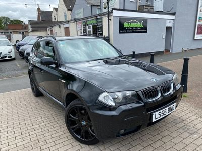 used BMW X3 D M SPORT
