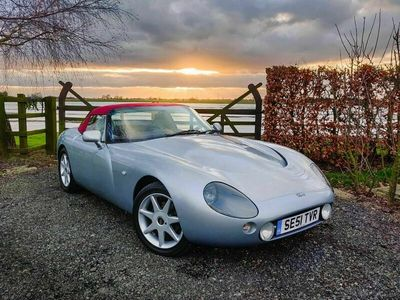 used TVR Griffith 5.0 500 2dr