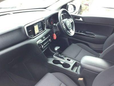 used Kia Sportage 1.6T GDi ISG GT-Line 5dr DCT Auto [AWD]