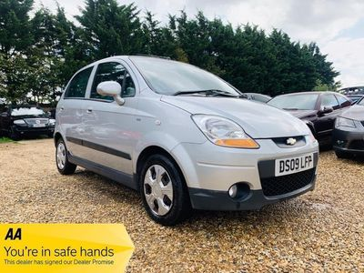 used Chevrolet Matiz SE PLUS 1.0 5dr