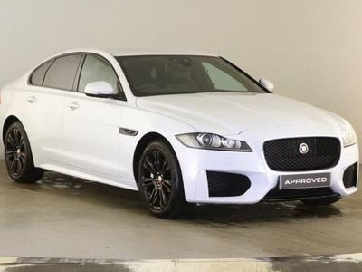 used Jaguar XF 2.0i [250] Chequered Flag 4dr Auto saloon special editions