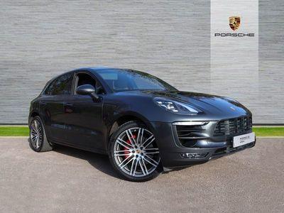 used Porsche Macan GTS PDK