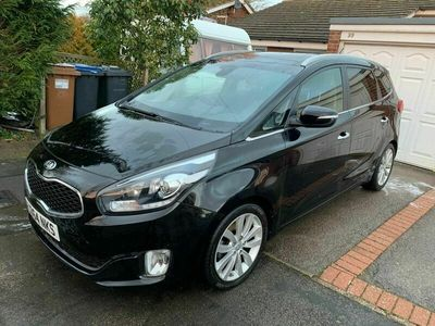 used Kia Carens 1.7 CRDi ISG 3 (s/s) 5dr (7 Seats)