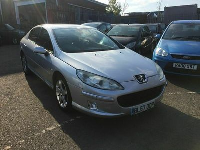 used Peugeot 407 2.2 HDi GT 4dr