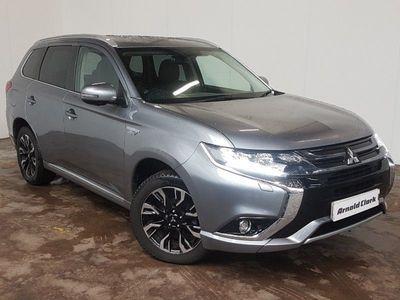used Mitsubishi Outlander 2.0 PHEV 4h 5dr Auto