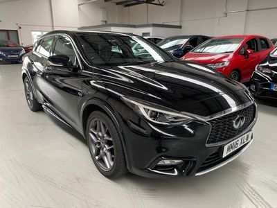 used Infiniti Q30 2.2d Sport DCT AWD (s/s) 5dr