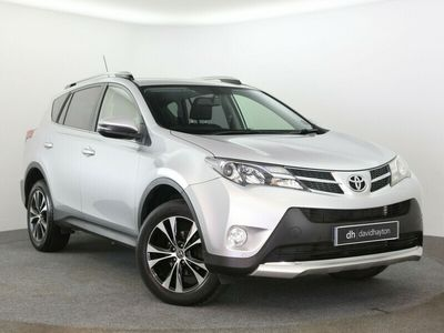 used Toyota RAV4 2.0 D-4D Invincible 5dr 2WD