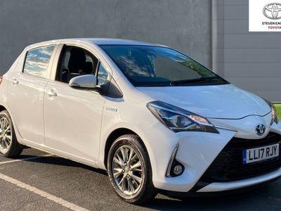 used Toyota Yaris Hybrid 1.5 VVT-i Icon 5-Dr