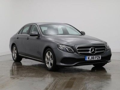 used Mercedes E220 E ClassSE Saloon 2.0 4dr