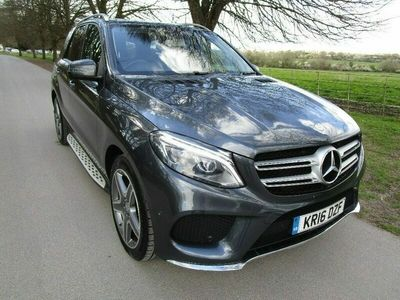 used Mercedes 350 GLE D 4MATIC AMG LINE PREMIUM 3.0 5dr