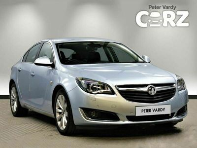 used Vauxhall Insignia 1.6 CDTi ecoFLEX Elite Nav (s/s) 5dr
