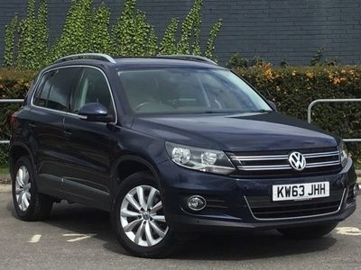 used VW Tiguan 2.0 TDi BlueMotion Tech Match 5dr