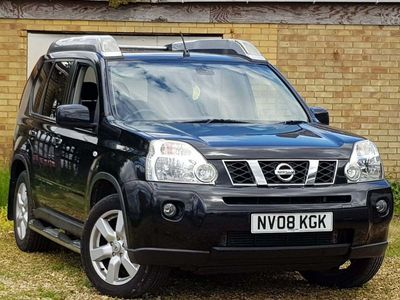 used Nissan X-Trail 2.0 dCi Arctix Expedition Sports Adventure 5dr