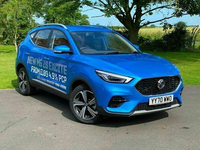used MG ZS SUV 1.5 VTi-TECH Excite 5d