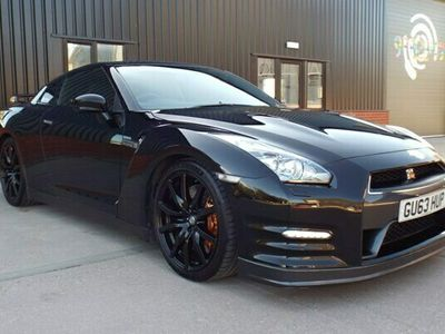used Nissan GT-R Coupe 3.8 (550bhp) Premium 2d Auto