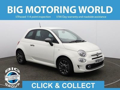 used Fiat 500S for sale | Big Motoring World