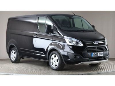 used Ford Custom Transit2.2 TDCi 155ps Low Roof Limited Van