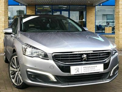 used Peugeot 508 SW 2.0 BlueHDi GT Auto (s/s) 5dr