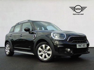 used Mini Cooper SD Countryman ALL4 AT