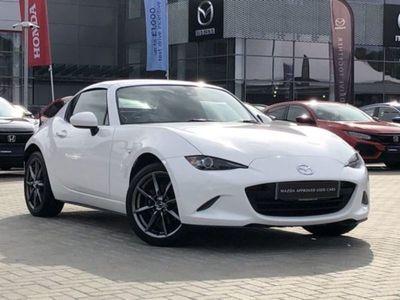used Mazda MX5 2.0 Sport Nav 2dr