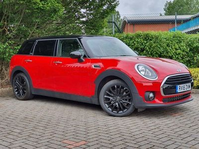 used Mini Cooper Clubman 1.5 Black Pack 6Dr Auto