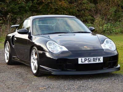 used Porsche 911 GT2 911Mk1 Fantastic low mileage example