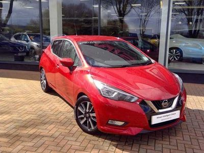 used Nissan Micra 1.5 Dci N-Connecta 5Dr