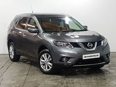 used Nissan X-Trail 1.6 Dci Acenta 5Dr 4Wd