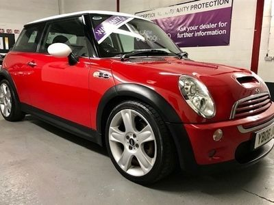 used Mini Cooper S Hatch 2006-06 1.6FULL SERVICE HISTORY, GREAT SPEC EXCELLENT CONDITION *** SOLD SOLD SOLD ***