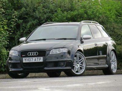 used Audi RS4 RS4Quattro 5-Door