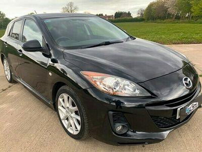 used Mazda 3 Hatchback 2.2d Sport (185bhp) 5d
