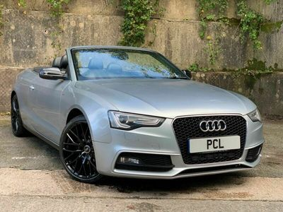 used Audi A5 Cabriolet Cabriolet 2.0 TFSI S line Special Edition Plus S Tronic quattro 2dr