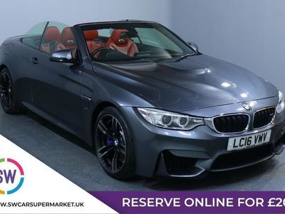 used BMW M4 3.0 2dr