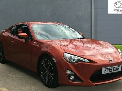 used Toyota GT86 2.0 D-4S 2dr Auto