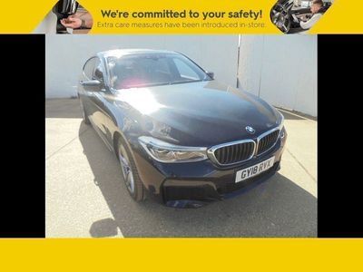 used BMW 630 6 Series i M Sport 5dr Auto Leather Seats 2.0