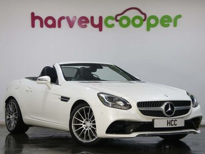 used Mercedes SLC300 SLC 2.0AMG Line G-Tronic (s/s) 2dr