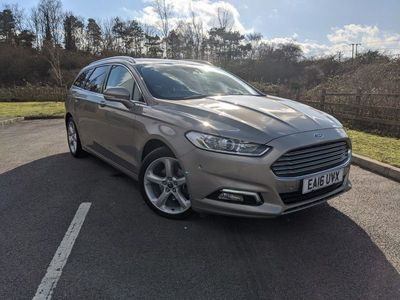 used Ford Mondeo 2016 Hardwick Industrial Estate 2.0 TDCi Titanium 5dr Powershift