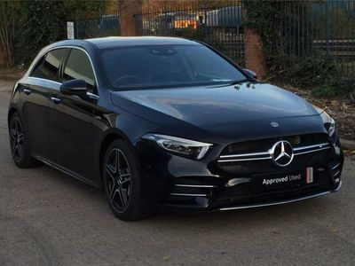 used Mercedes A35 AMG A CLASS AMG HATCHBACK4Matic Premium Plus 5dr Auto