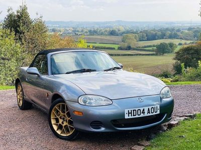 used Mazda MX5 1.8 Euphonic Limited Edition 2dr