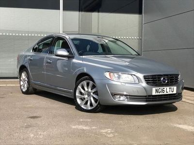 used Volvo S80 DIESEL SALOON D4 [181] SE Lux 4dr Geartronic 2.0