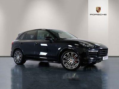used Porsche Cayenne GTS 5dr Tiptronic S estate