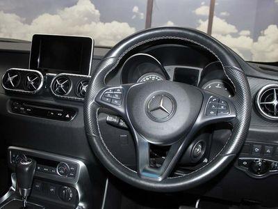 used Mercedes E250 X-CLASS d 4Matic Progressive Double Cab Pickup Auto pickup 2019