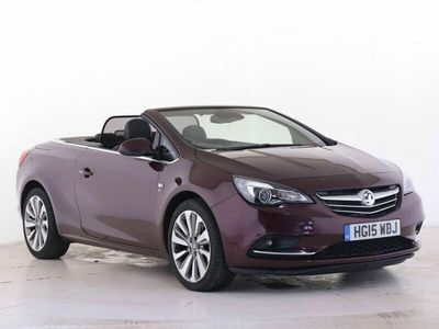 used Vauxhall Cascada 2.0 CDTi Elite 2dr Convertible