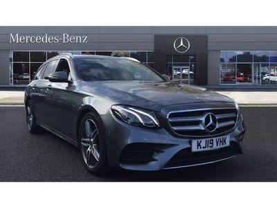 used Mercedes E220 E CLASS 2019 Sunderland4Matic AMG Line 5dr 9G-Tronic Diesel Estate